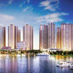 Goldmark City: Chính thức mở bán tòa căn hộ Sapphire 1