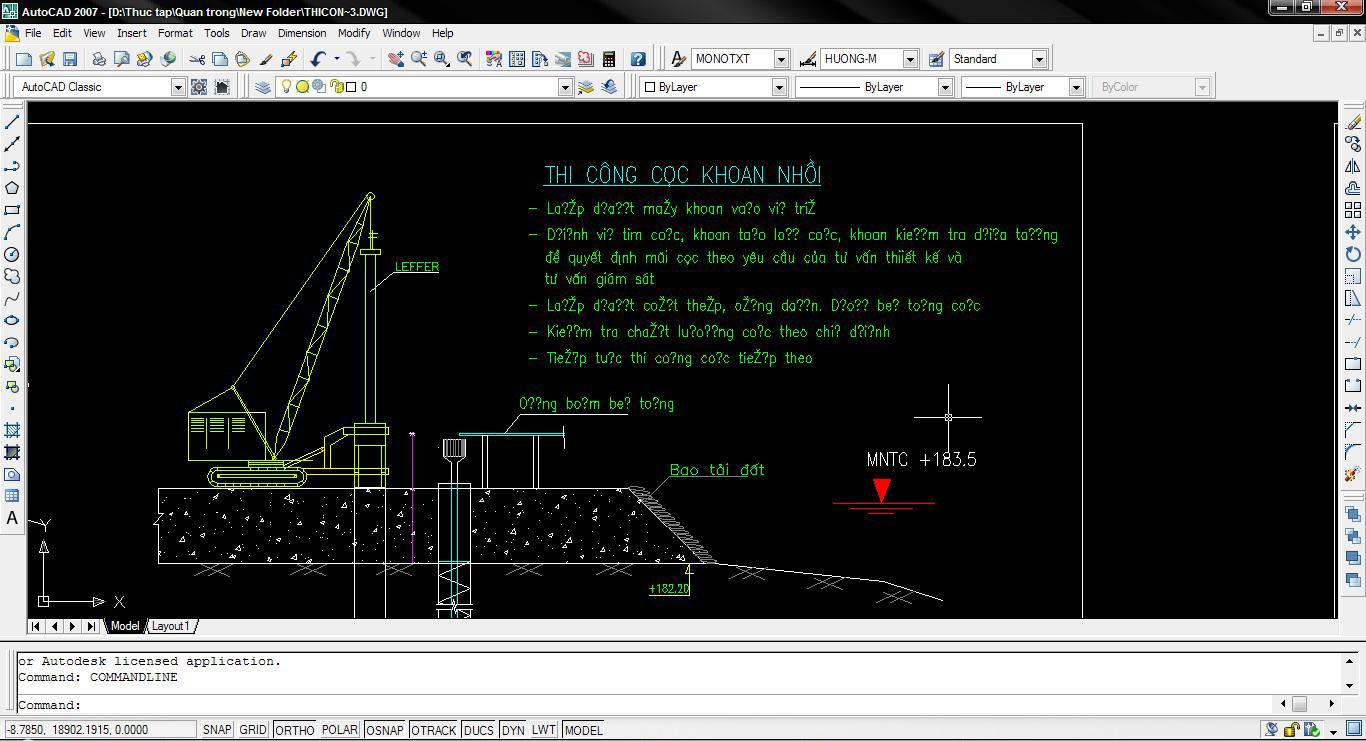 Tải phần mềm Autocad 2007 32 64 bit Full Crack miễn phí