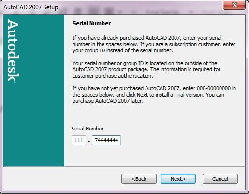 Tải Autocad 2007 32 64 bit Full Crack miễn phí