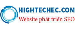 Website phát triển SEO công nghệ cao Hightechec