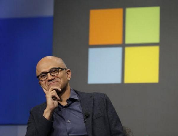 Microsoft vượt mặt Apple trở thành công ty có giá trị thị trường lớn nhất nước Mỹ