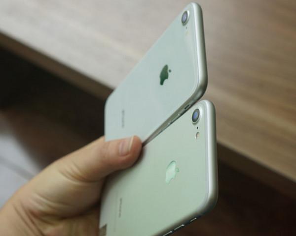 Iphone 7 và iPhone 8 đang bị cấm bán là đỉnh điểm của kiện tụng