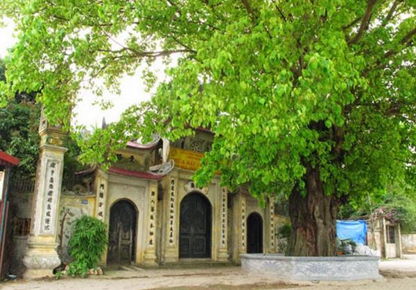 Không nên xây nhà gần chùa, đền, nghĩa trang