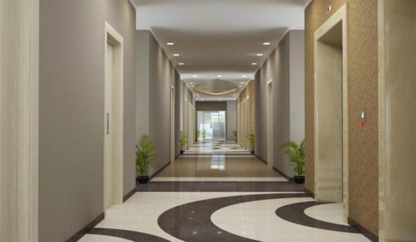 Không nên chọn những phòng gần cửa thang máy hoặc đối diện dọc hành lang