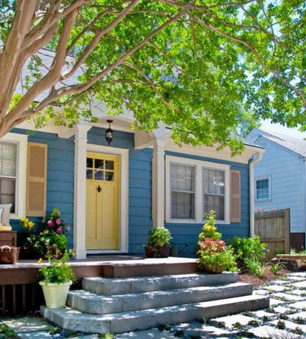 Cải thiên phong thủy cho ngôi nhà từ nhiều yếu tố bên ngoài